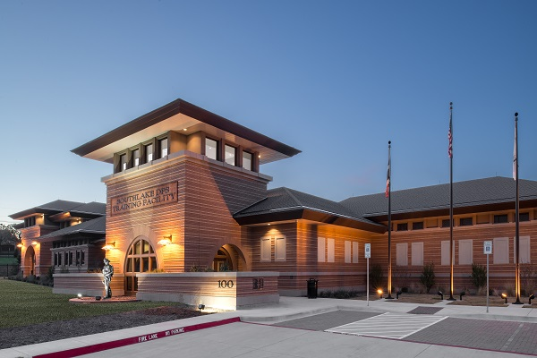 Case Study: Southlake DPS North Training Center