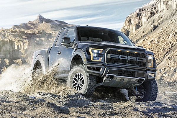 Best 2017 Pickup Trucks For The Contractor