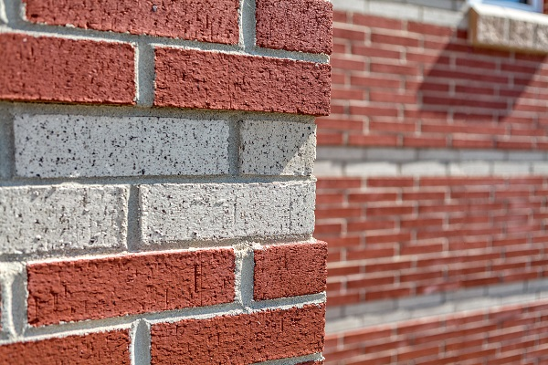 Cost effective ways to build with masonry pro masonry guide for Brick house cost to build
