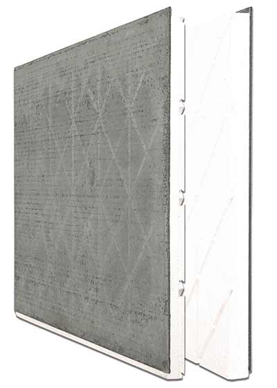 Proguarddp Insulated Concrete Board Panels Pro Masonry Guide